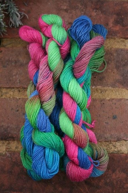 Limited Edition Sparkle Mini Skein Dreaming